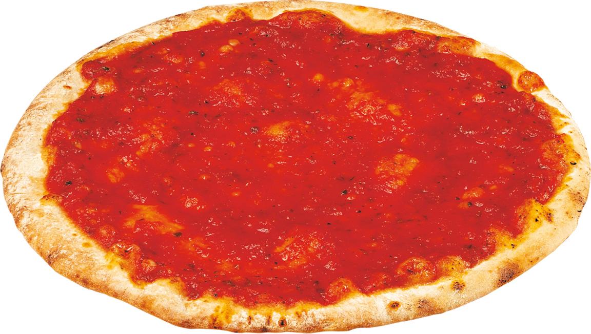 Base pizza al pomodoro – Bassa Risoluzione – PNG a 72 DPI