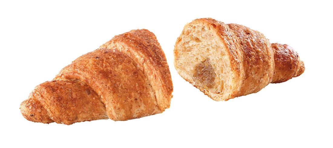 Cornetto ai cinque cereali e miele – Bassa Risoluzione – PNG a 72 DPI