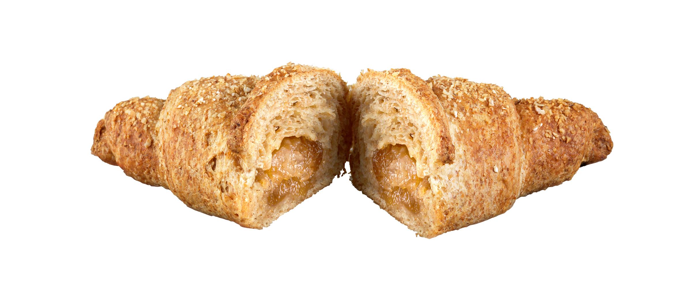 Cornetto integrale alla mela e cannella – Bassa Risoluzione – PNG a 72 DPI