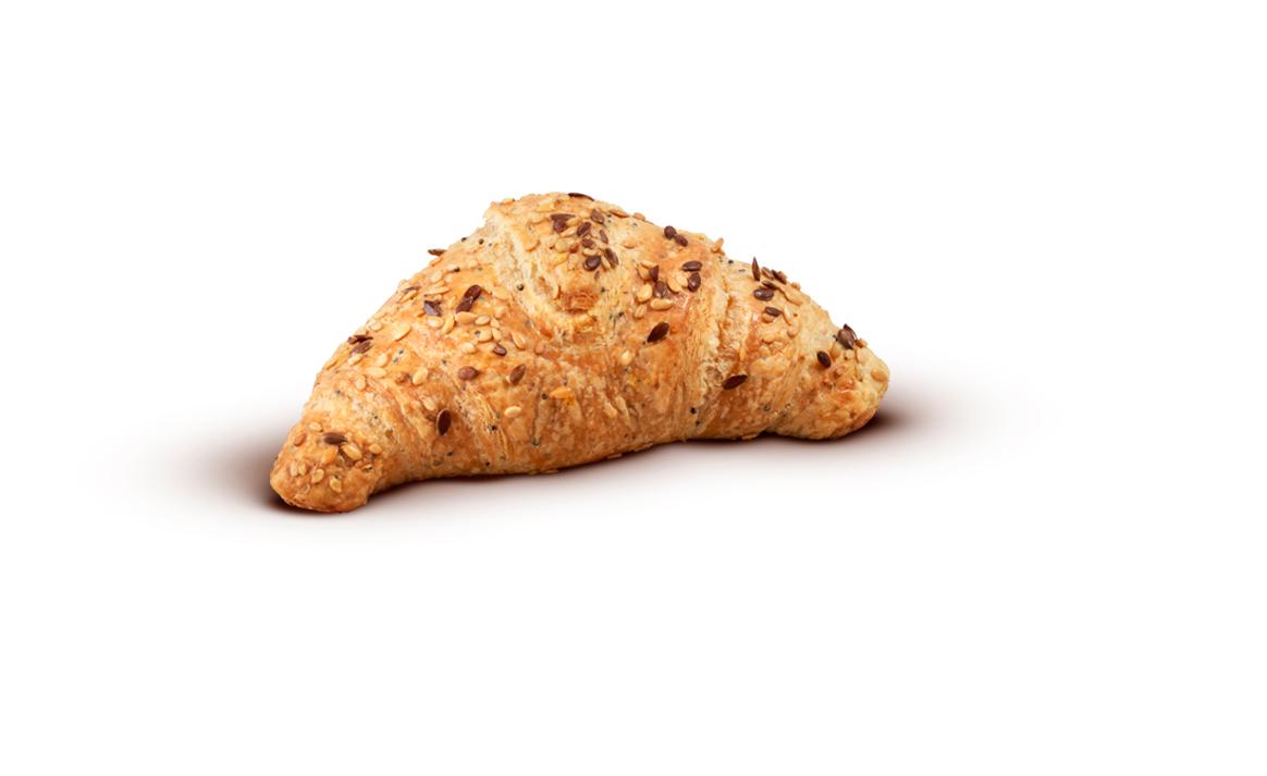Croissant mignon arricchito al burro salato – Bassa Risoluzione – PNG a 72 DPI