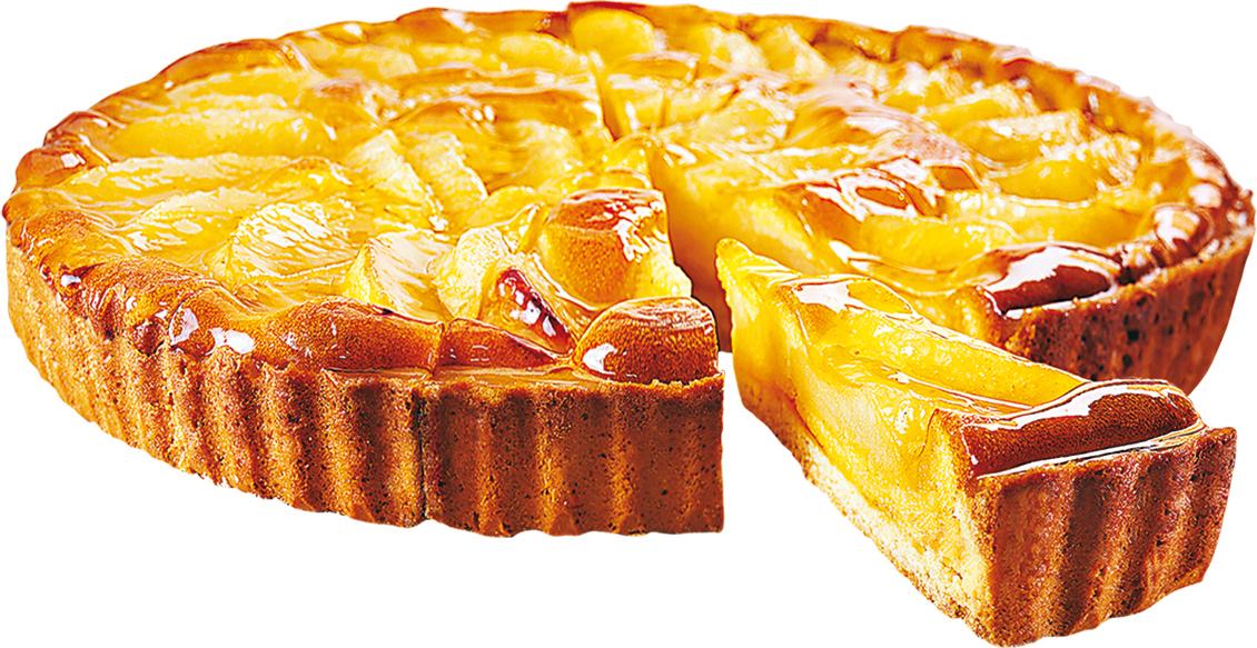 Crostata alle mele – Bassa Risoluzione – PNG a 72 DPI