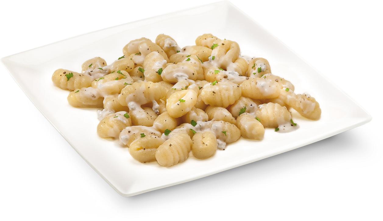 Gnocchi ai formaggi – Bassa Risoluzione – PNG a 72 DPI