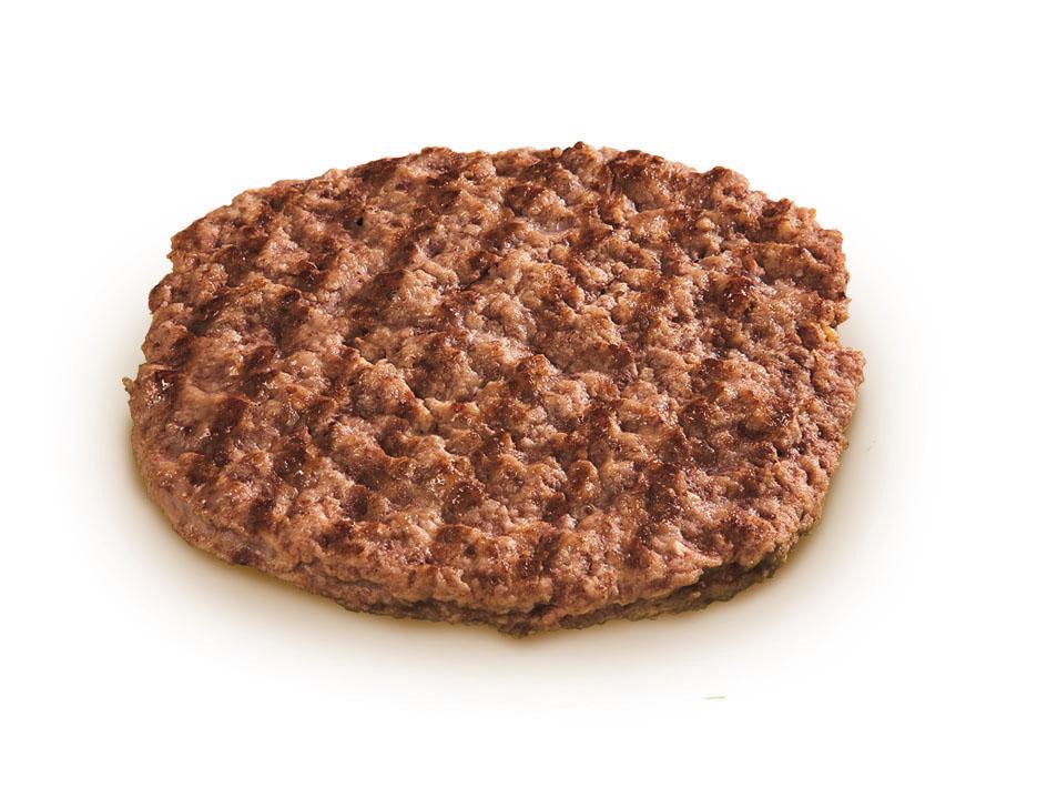 Hamburger bovino – Bassa Risoluzione – PNG a 72 DPI