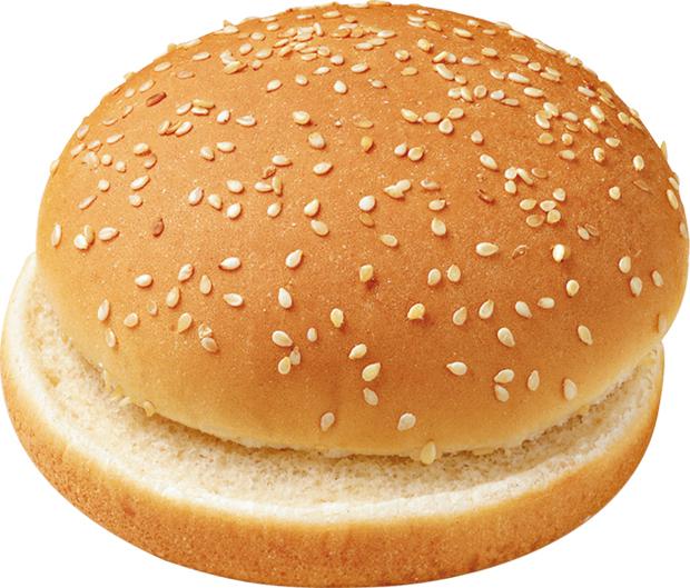 Jumbo panino sesamo – Bassa Risoluzione – PNG a 72 DPI