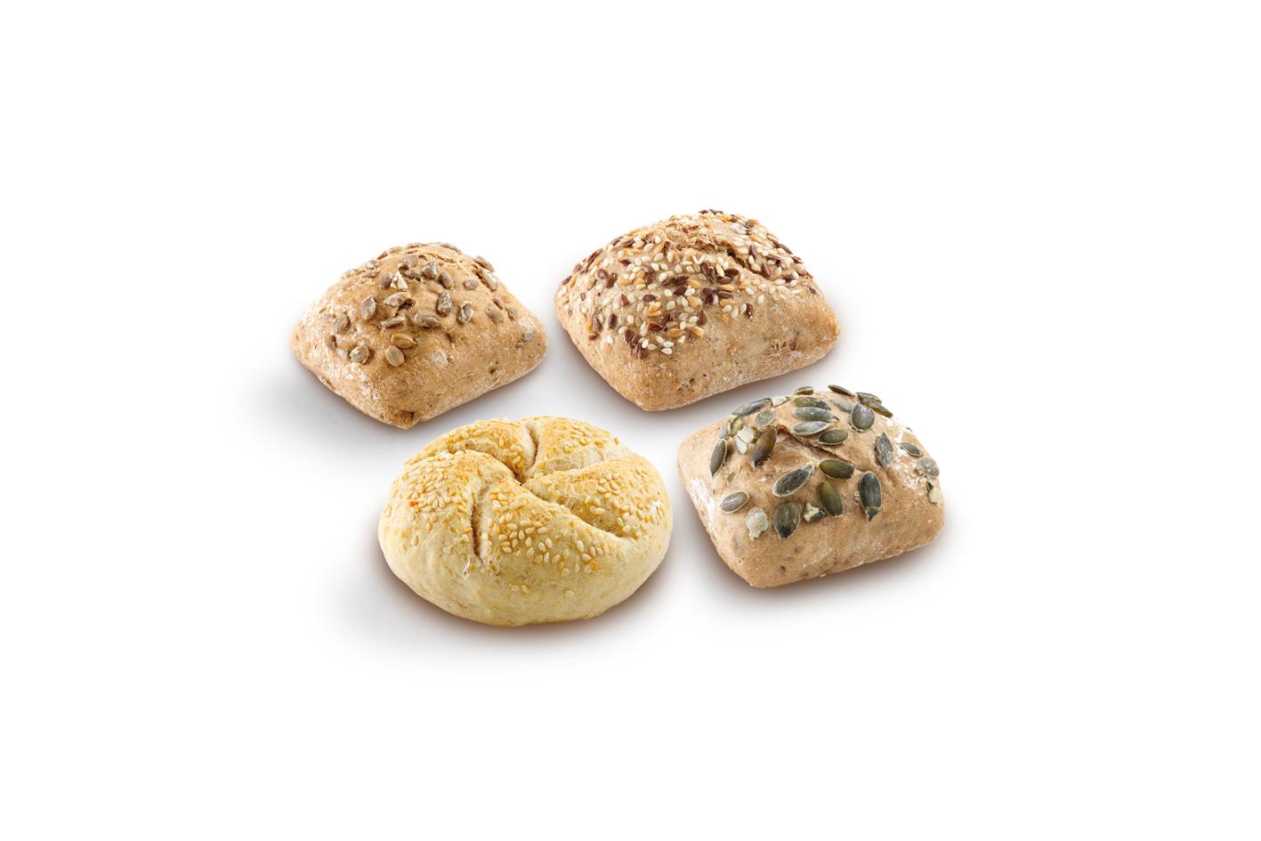 Mix panini mignon – Bassa Risoluzione – PNG a 72 DPI