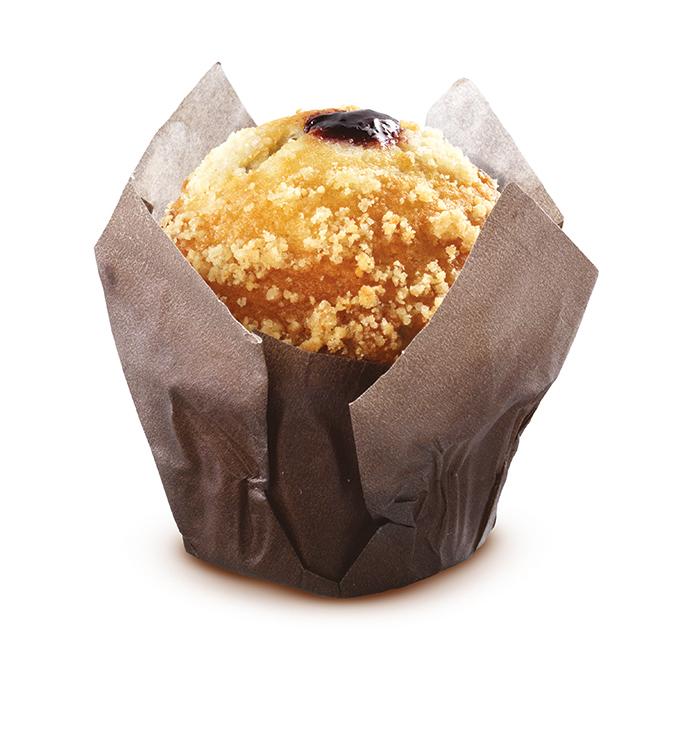 Muffin ai mirtilli – Bassa Risoluzione – PNG a 72 DPI