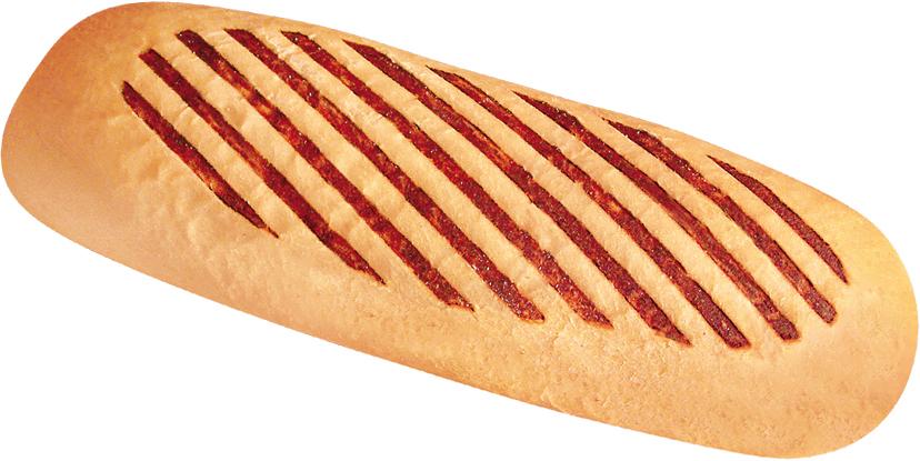 Panino grigliato – Bassa Risoluzione – PNG a 72 DPI