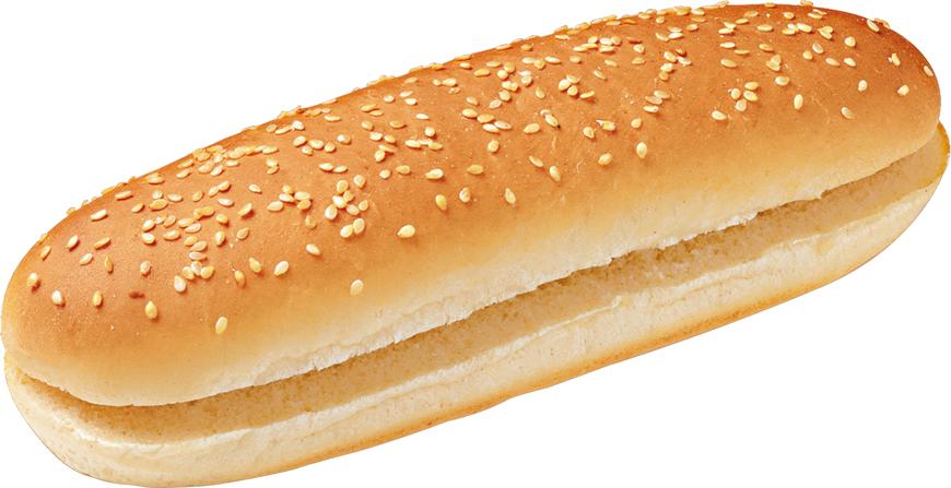 Panino hot dog – Bassa Risoluzione – PNG a 72 DPI